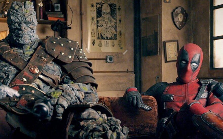 Deadpool ir Korgas /Foto: Walt Disney Studios Motion Pictures