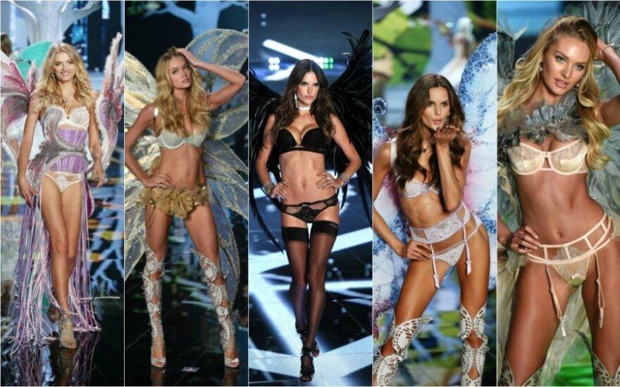 """Victoria's Secret"" kolekcijos pristatymas"