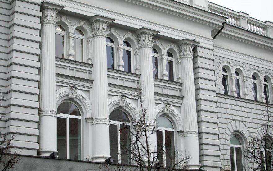 Nepažinta pagrindinės Vilniaus gatvės pusė: Florencijos renesanso rūmai ir kiti didingi pastatai, išdygę vietoj kopūstų lysvių