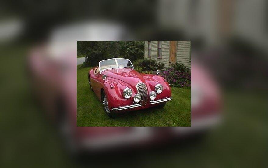 """""""Jaguar"""" automobilis"""