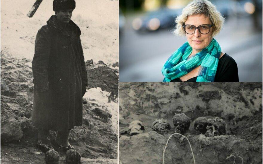 Furorą Lietuvoje sukėlusi R. Vanagaitė rengiasi naujam etapui