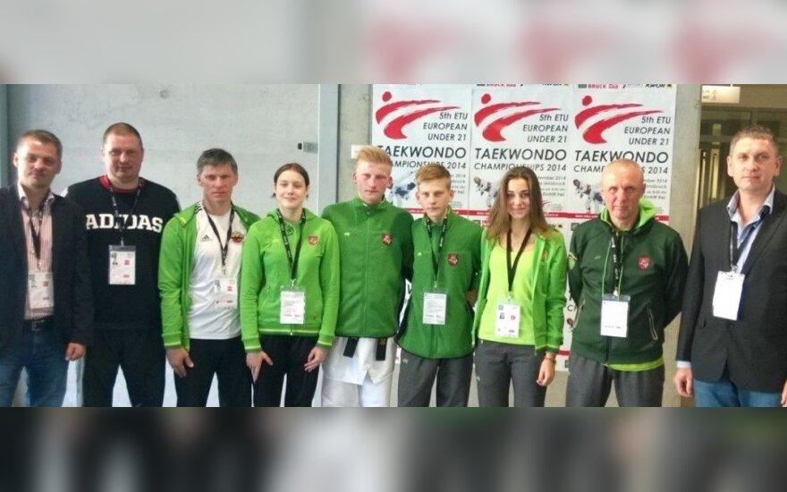 Lietuvos taekvondo jaunimo rinktinė
