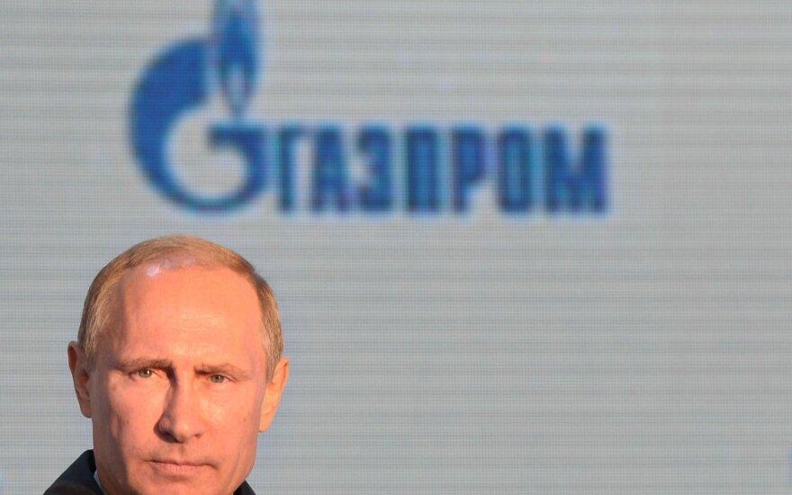Rusijos planai nutraukti dujų tranzitą per Ukrainą suerzino Vokietijos politikus