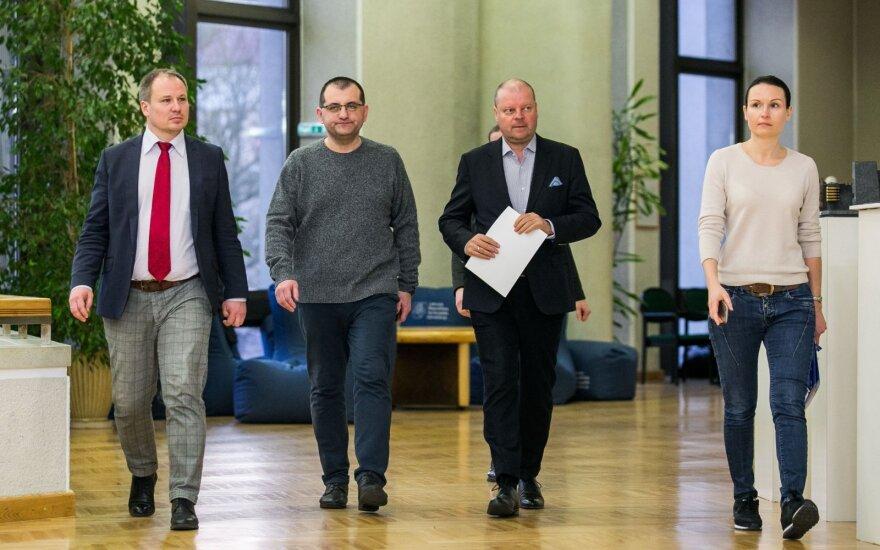 Lithuania to start quarantine on Monday