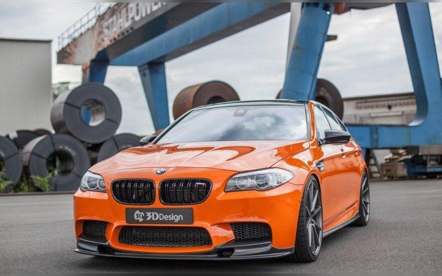 """Perdirbtas """"BMW M5"""""""