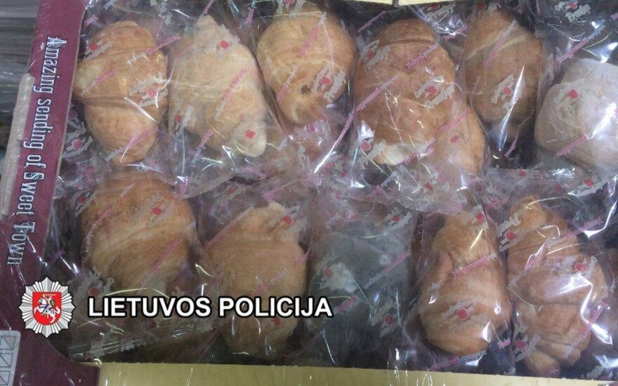 Klaipėdos kriminalistai sustabdė pasibaigusio galiojimo maisto produktus tiekusios įmonės veiklą