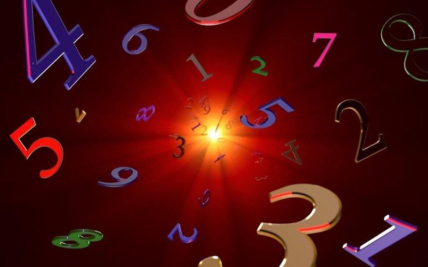 Paslaptingos skaičių reikšmės pagal kinus