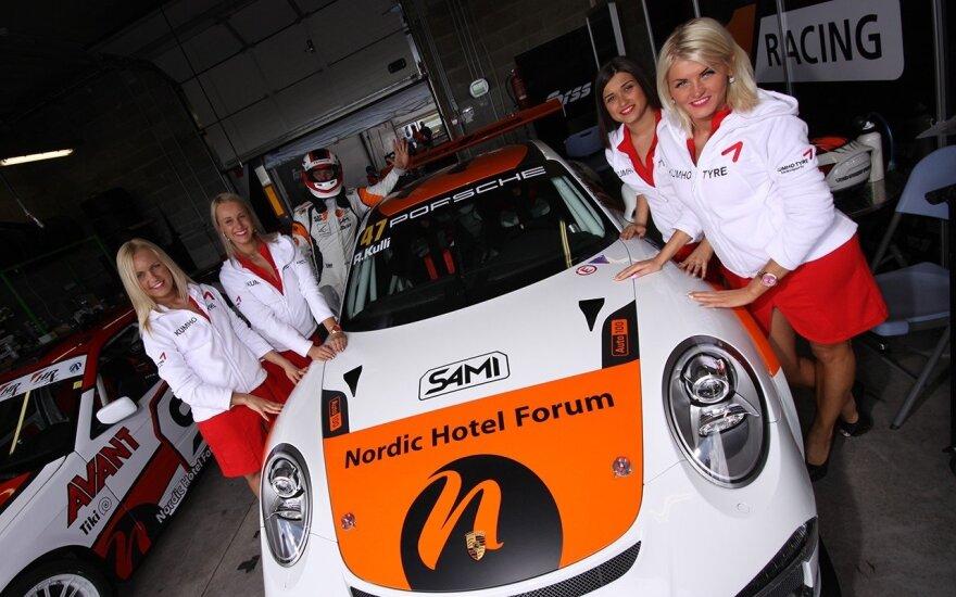 Baltijos šalių žiedinių lenktynių čempionatai šį sezoną ketina augti