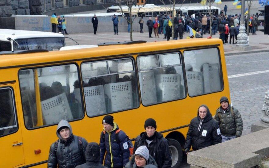 Susitikimas Kijeve – be pagrindinių žaidėjų