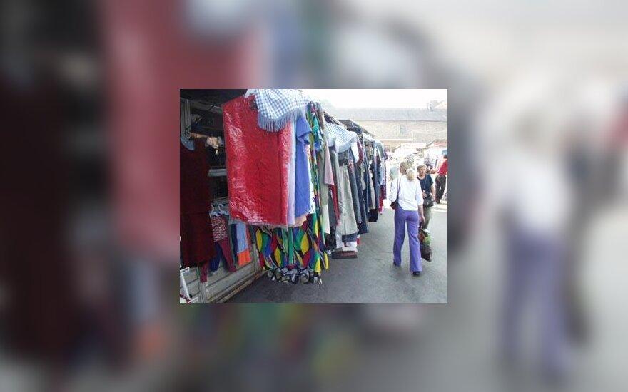 Turgus, drabužiai