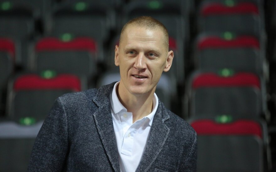 Donatas Zavackas (Foto: bcneptunas.lt)