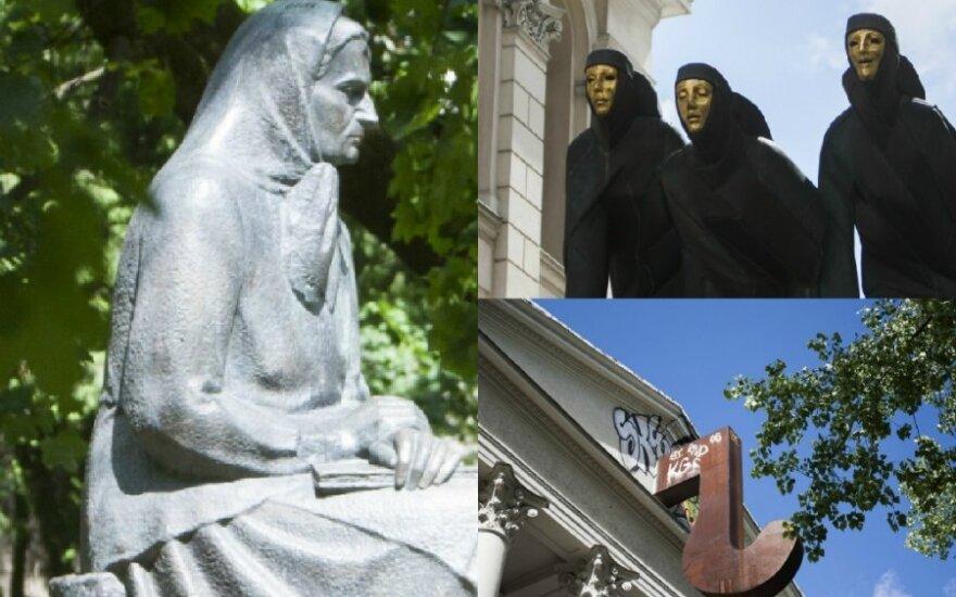 Vilniaus skulptūros