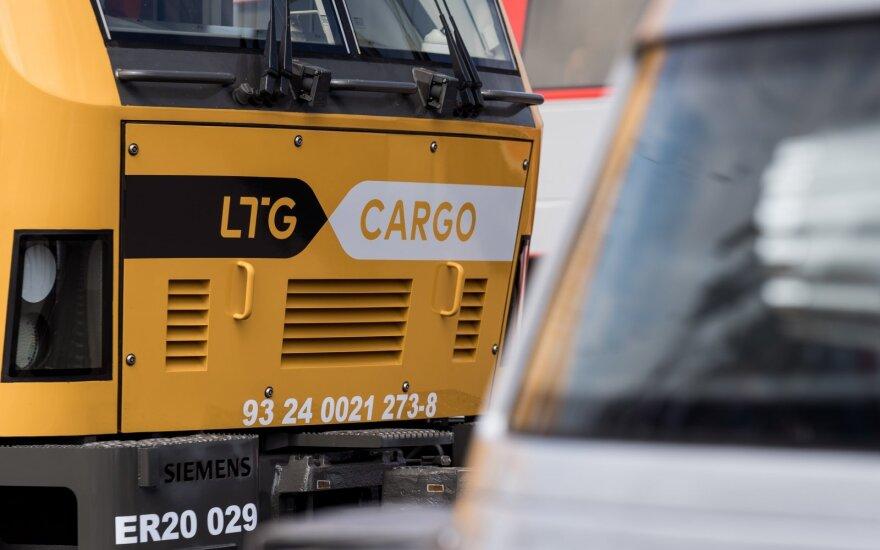 """""""PKP Cargo"""" ir """"LTG Cargo"""" leista steigti bendrą įmonę Lenkijoje"""