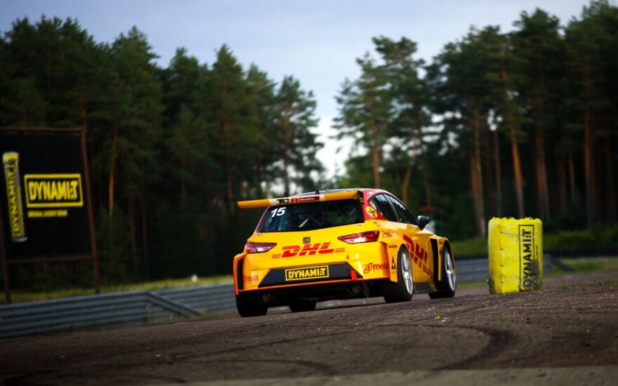 "Ramūno Čapkausko ""DHL Racing Team"""