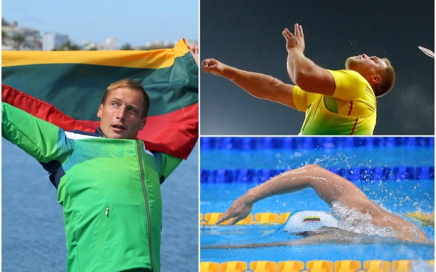 Penktadienį Tokijuje – pirmojo lietuvių medalio laukimas, Gudžiaus metimai ir motyvuoti plaukikai