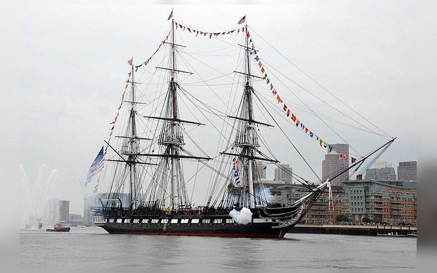 Senuose karo laivuose hamakai buvo praktiškas pasirinkimas.