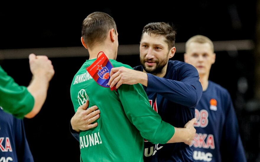 Paulius Jankūnas, Nikita Kurbanovas