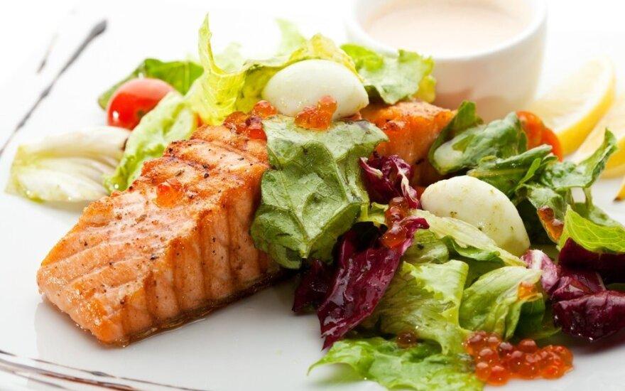 5 patarimai, kad jūsų vakarienė būtų sveika