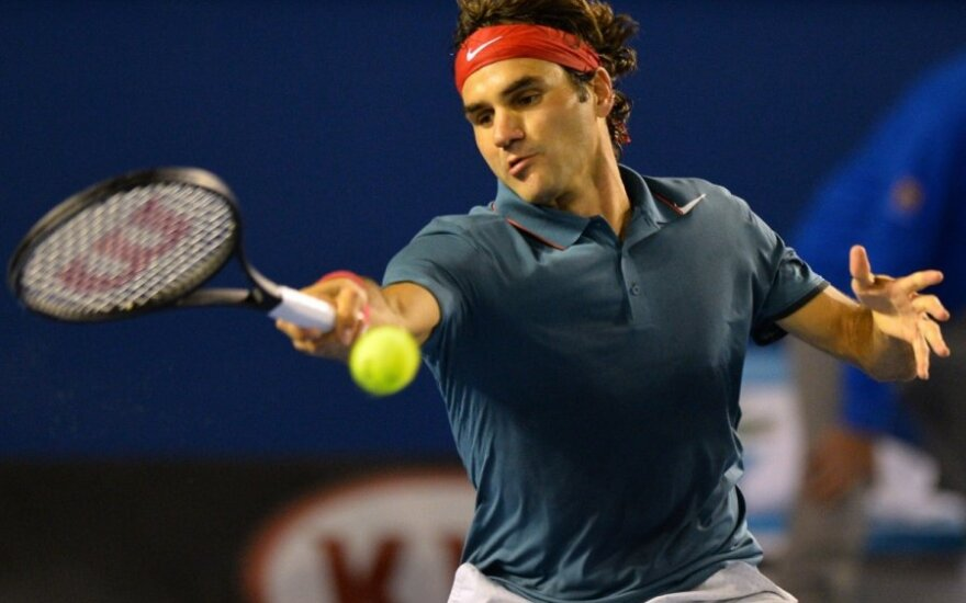 R.Federeris: apie pergales ir šveicarišką charakterį