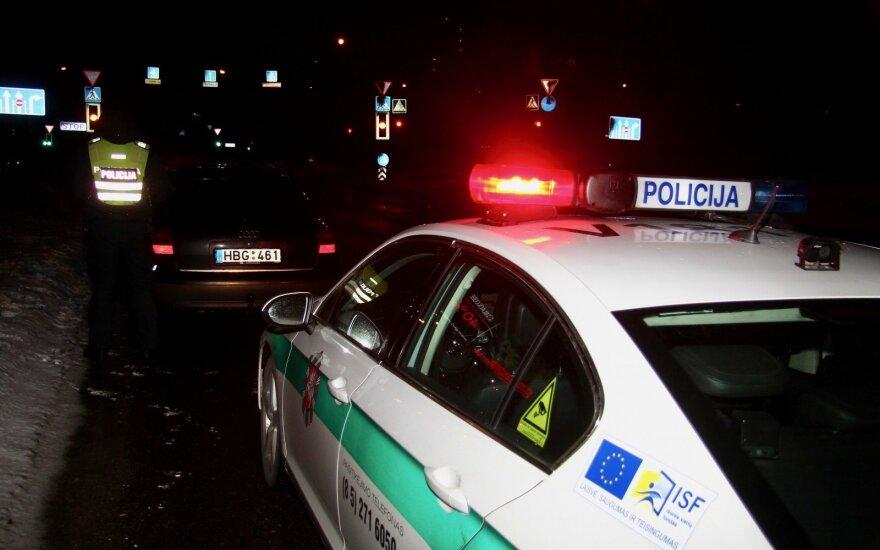 В столице в ДТП попал нетрезвый водитель