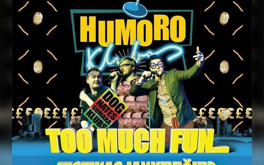 """""""Humoro klubas"""""""