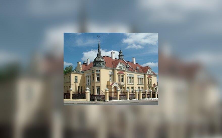 Muziejų naktį Šiaulių Ch.Frenkelio vila kviečia į veidrodžių karalystę
