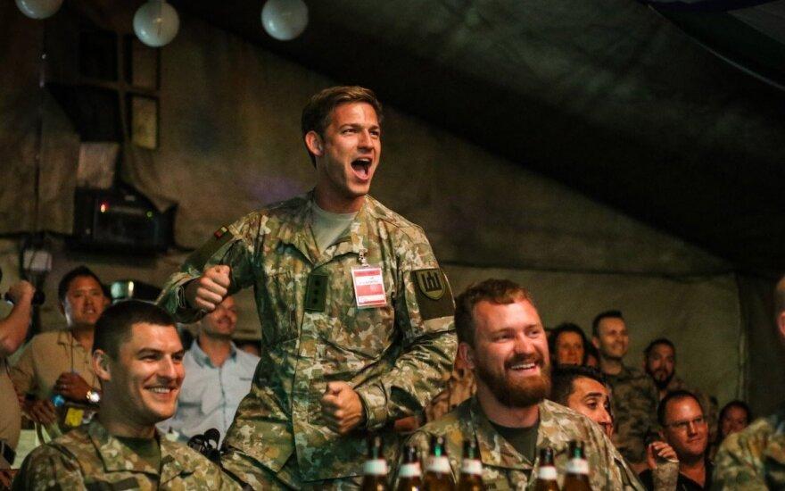 Nausėda: esu už visuotinę privalomąją karo tarnybą, bet merginoms - savanoriškai