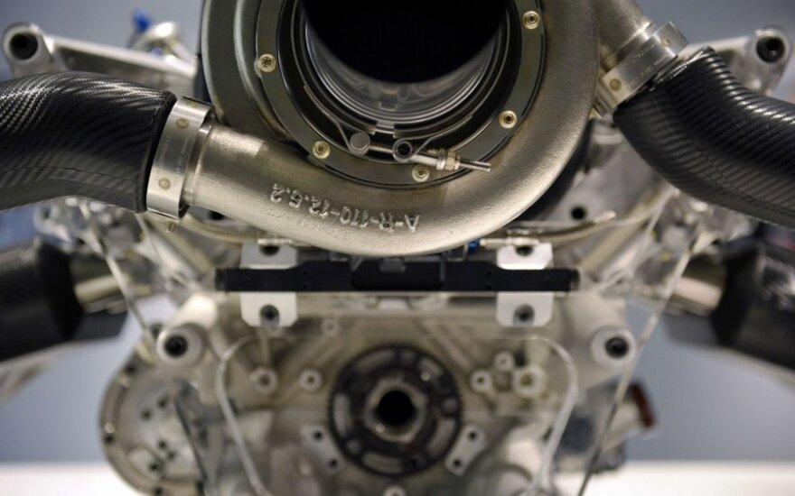 """""""Renault"""" variklis"""