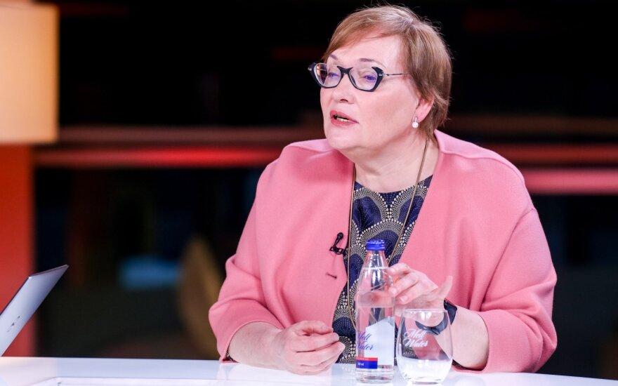 Maldeikienė apie gautą mandatą Europos Parlamente: tai – absoliuti, stulbinanti pergalė