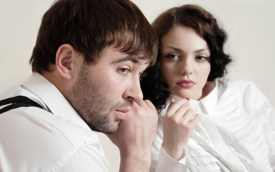 Kada ir koks dėmesys partneriui kenkia santuokai?