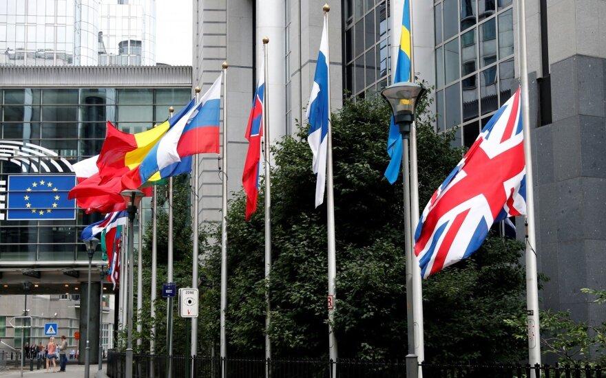 Dauguma Lietuvos europarlamentarų – už ES sankcijas Vengrijai