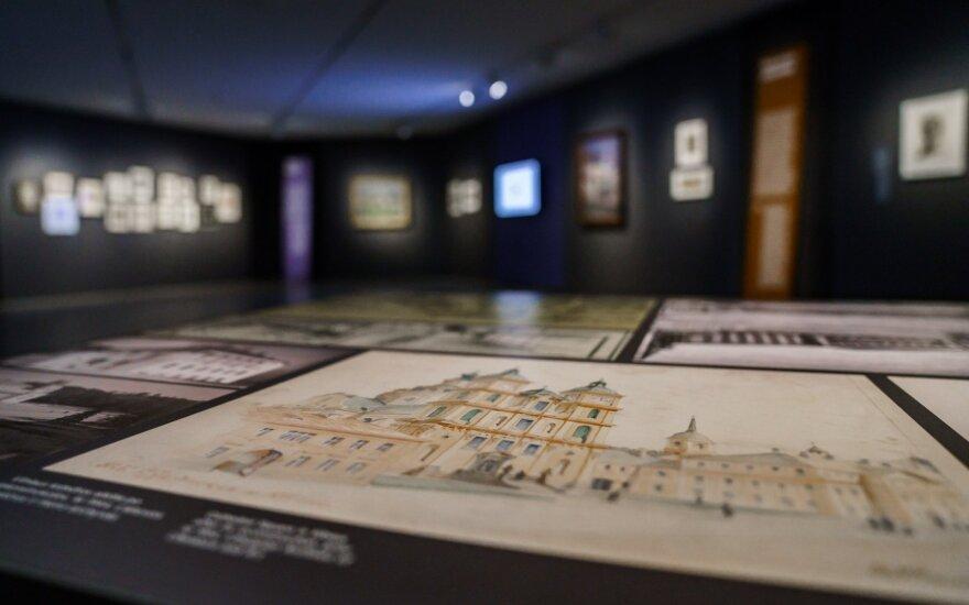 MO muziejus virtualiai pristato naują parodą apie Vilnių