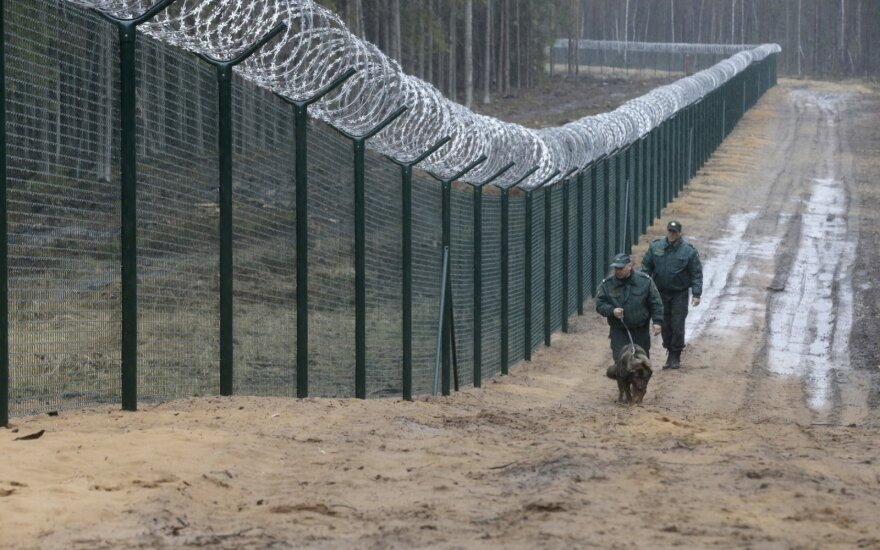 Lithuania-Russia state border demarcation documents take effect