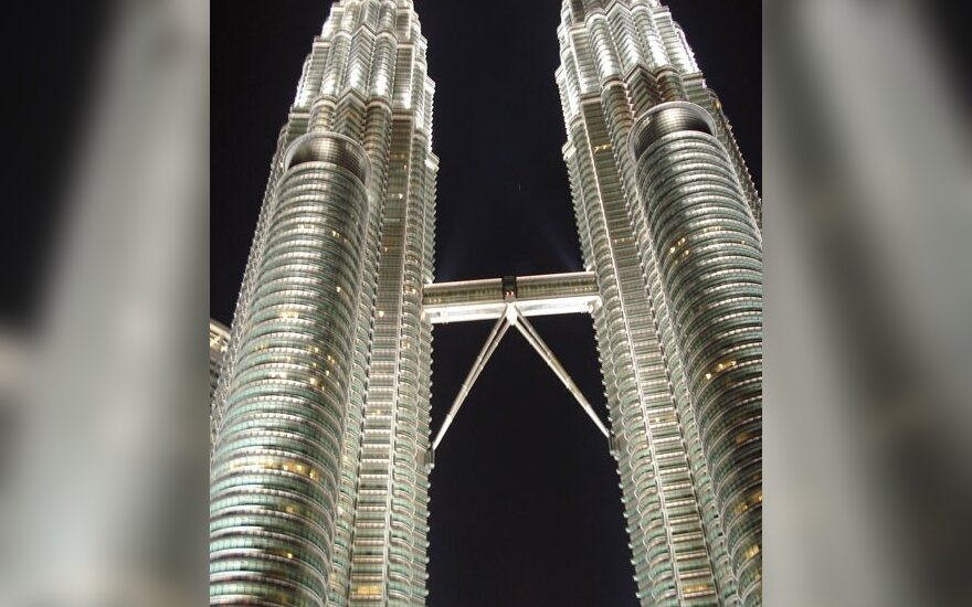 """Petronas Twin Towers"""