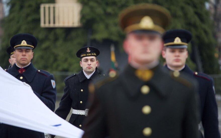 V. Jokubauskas. Kas bus su Lietuvos kariuomene, jei visi emigruos?