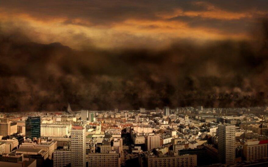 Pasaulio pabaigos vaizdinys mums reikalingas, kad vėl galėtume statyti