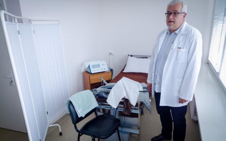 Karjeros posūkis: darbą Kauno klinikose iškeitė į pareigas poliklinikoje