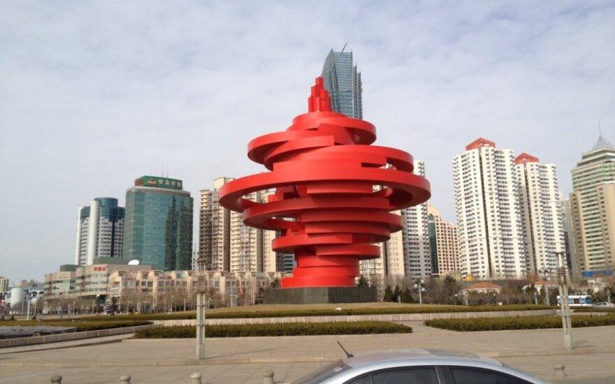 Lietuvio nuotykiai Kinijoje. Kaip aš atsiradau Čingdao - Kinijos alaus mieste ant jūros kranto