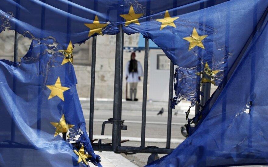 Briuselis atrado receptą, kaip kovoti su eurofobais