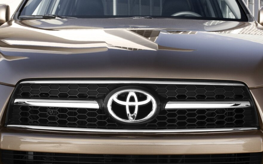 """Toyota"" tapo oficialiu Lietuvos tautinio olimpinio komiteto partneriu"