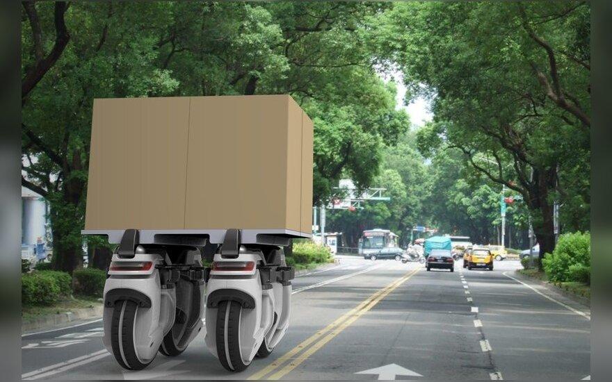Autonomiškas transportas keis miestų planavimą