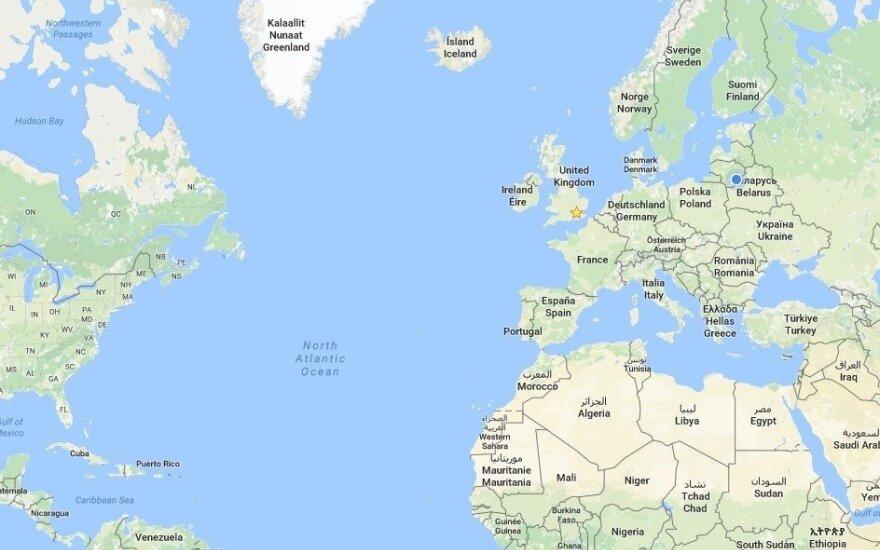 Pasaulio žemėlapis