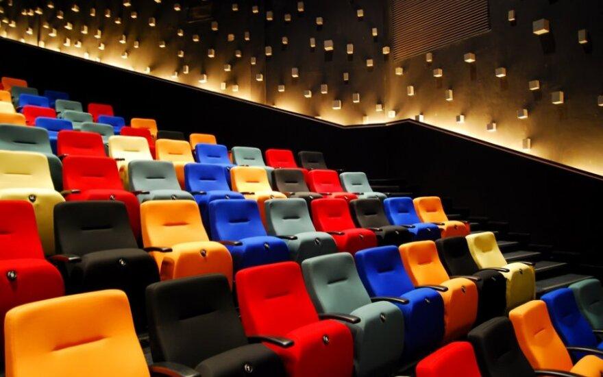 Kino renginiu liko nusivylusi