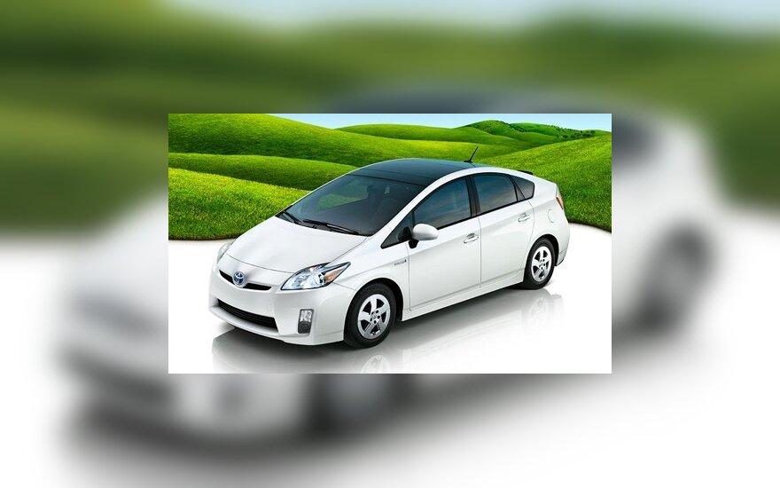 Hibridinis automobilis Toyota Prius