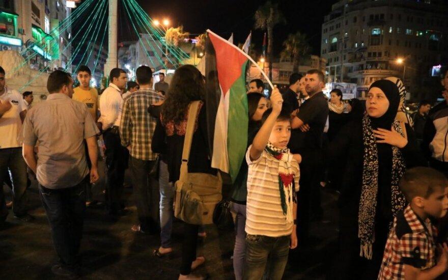 Košmarą Palestinoje stebinti lietuvė: čia žmonės nori tik vieno