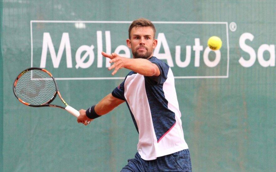 L. Grigelis ir L. Mugevičius sėkmingai dalyvauja teniso turnyruose Jūrmaloje ir Telavyje