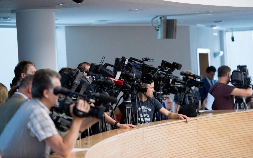 Vyriausybė spręs, ar atverti registrų duomenis žurnalistams