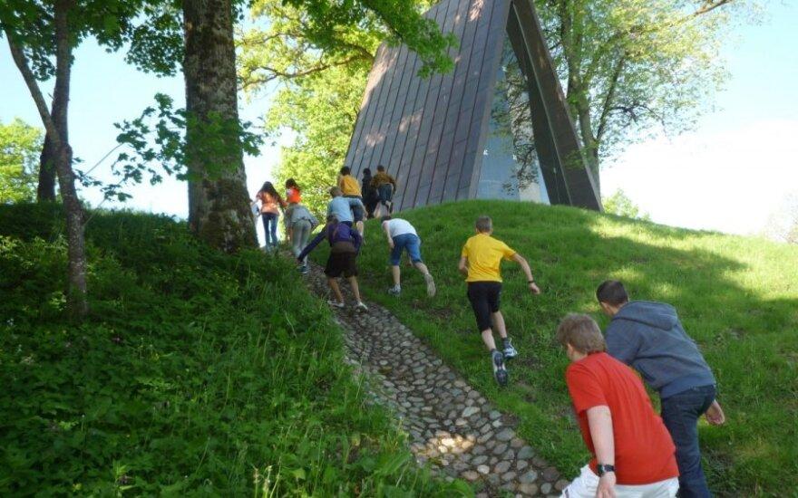 Septintokai apsilankė Mažojoje Lietuvoje