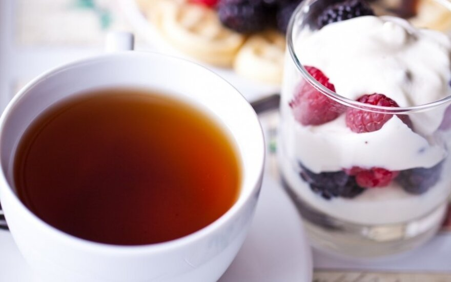 Kinijos arbatos milžinė žengia į Lietuvą