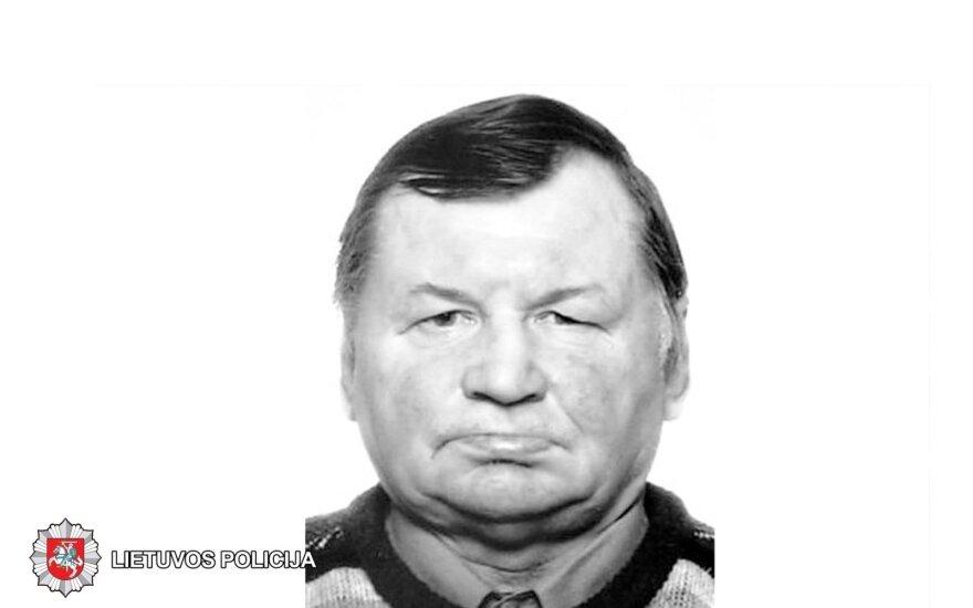 Panevėžyje be žinios dingo vyras, policija prašo visuomenės pagalbos